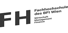 Fachhochschule de BFI Wien Logo