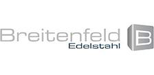 Breitenfeld Edelstahl Logo